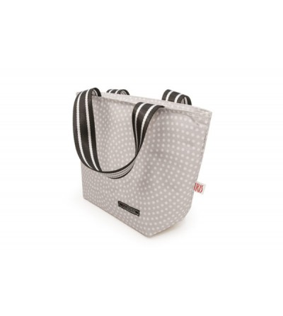 Nevera Tote Lunchbag Dots -...